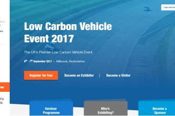 Cenex-LCV Launch Brand New Website for LCV2017